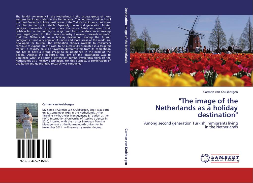 The image of the Netherlands as a holiday desti...