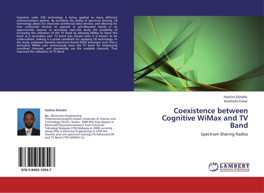 Coexistence between Cognitive WiMax and TV Band...