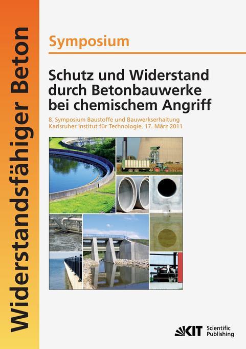 Schutz und Widerstand durch Betonbauwerke bei c...
