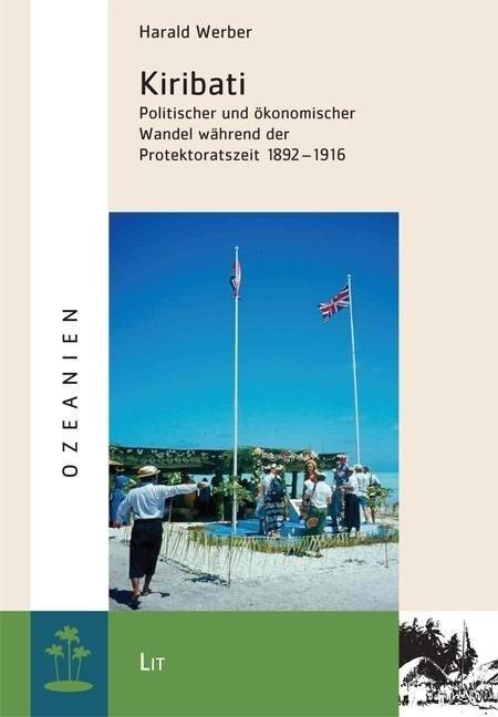 Kiribati als Buch von Harald Werber