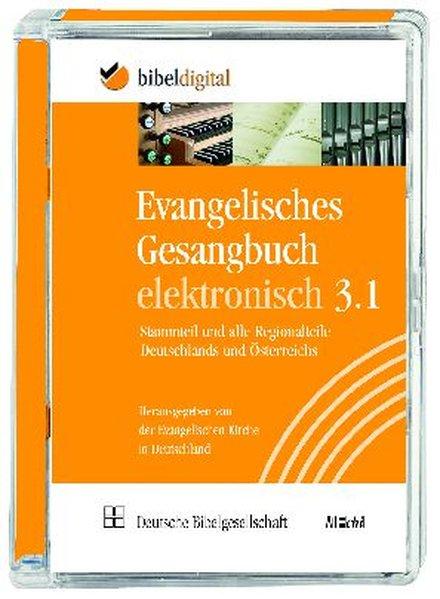 Evangelisches Gesangbuch elektronisch, Version 3.1
