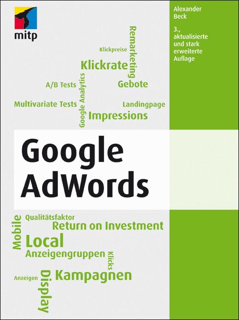 Google AdWords als Buch