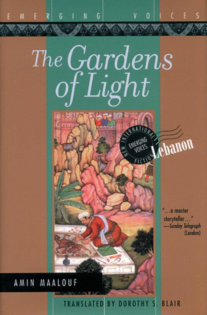 The Gardens of Light als Buch