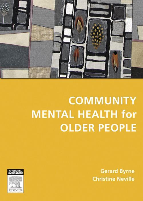 Community Mental Health for Older People als eB...