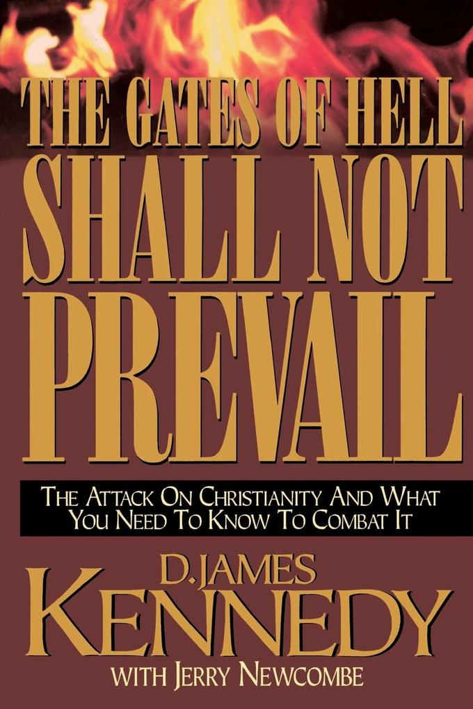 The Gates of Hell Shall Not Prevail als Buch