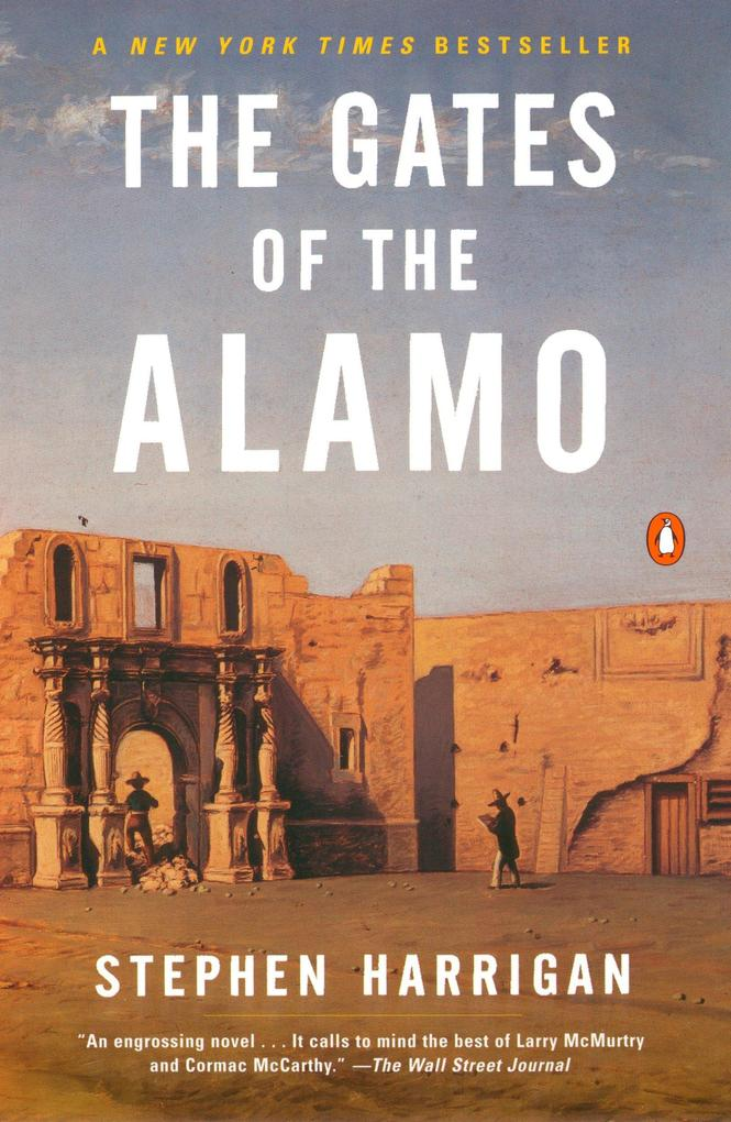 The Gates of the Alamo als Taschenbuch