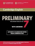 Cambridge English Preliminary 7