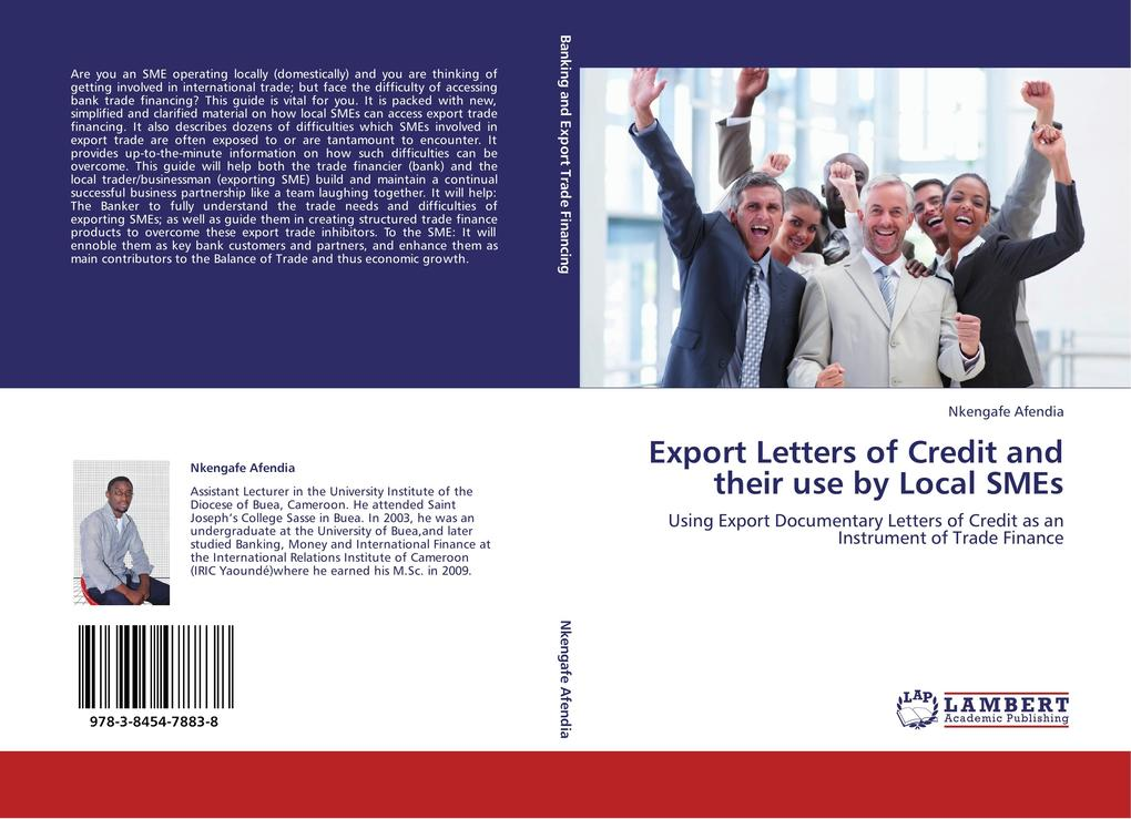 Export Letters of Credit and their use by Local...