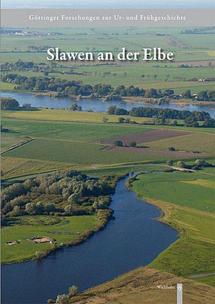 Slawen an der Elbe als Buch von
