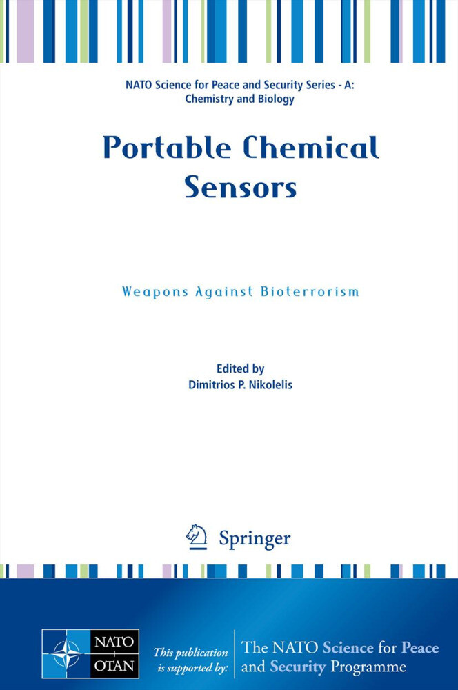 Portable Chemical Sensors als Buch (gebunden)