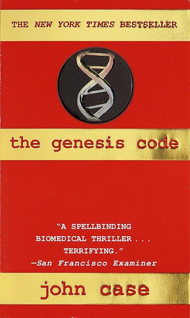 The Genesis Code: A Novel of Suspense als Taschenbuch