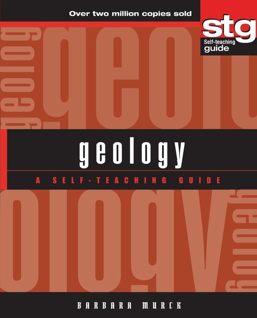 Geology: A Self-Teaching Guide als Buch