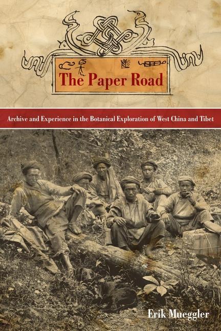 The Paper Road als eBook Download von Erik Mueg...