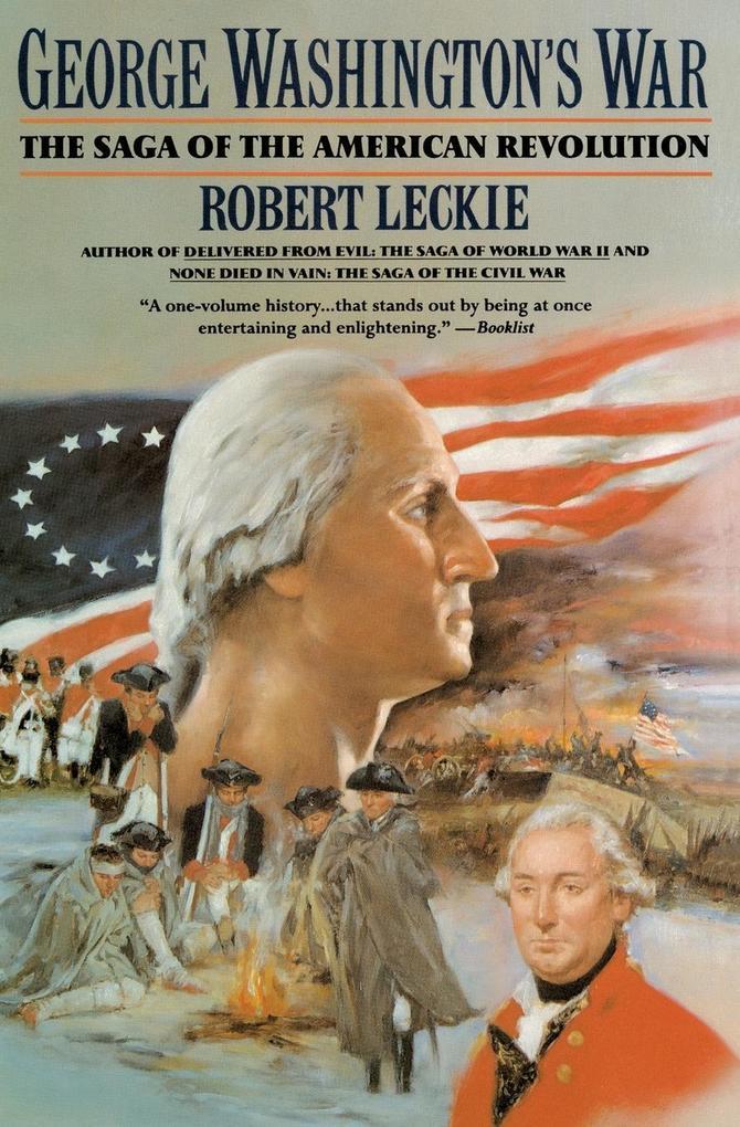 George Washington's War: The Saga of the American Revolution als Taschenbuch