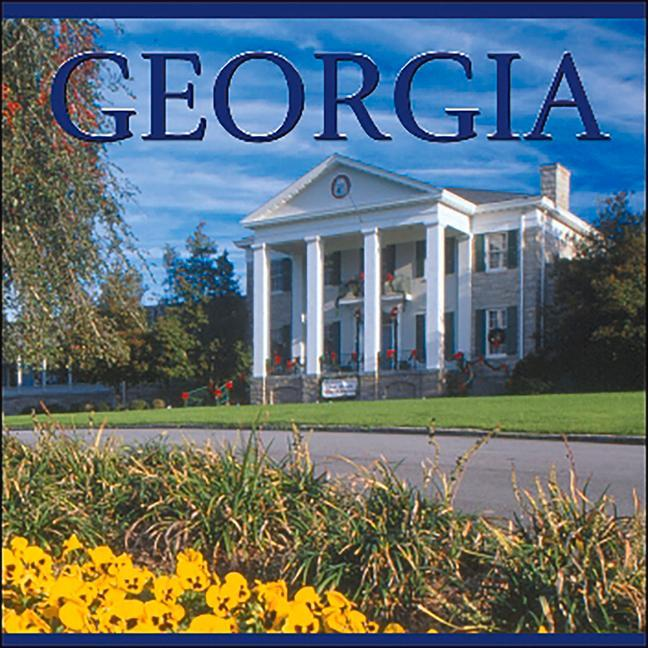 Georgia als Buch