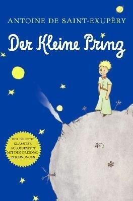 Der Kleine Prinz als Taschenbuch