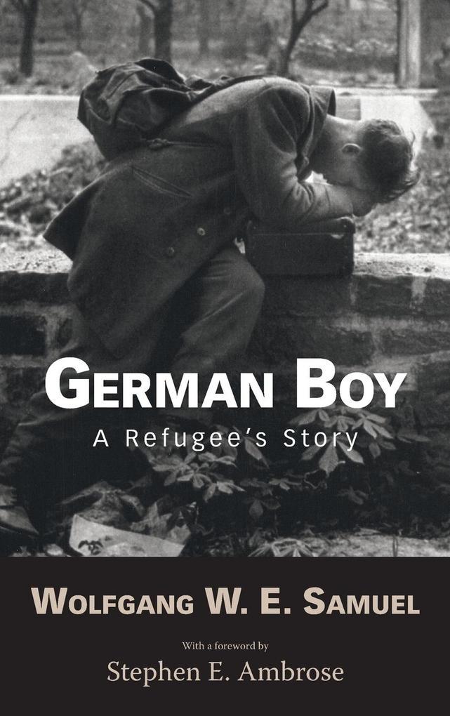 German Boy: A Refugee S Story als Buch