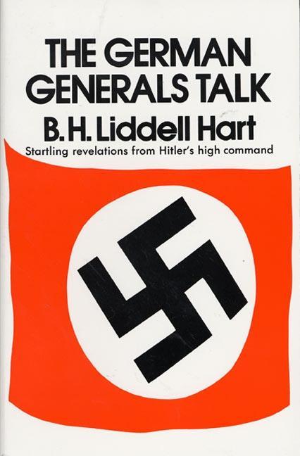German Generals Talk als Taschenbuch