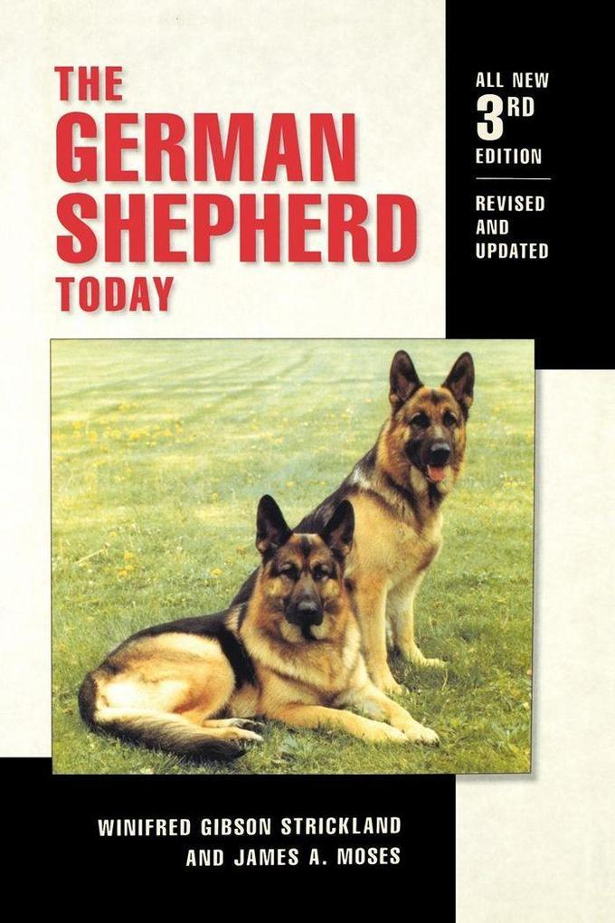 The German Shepherd Today als Taschenbuch