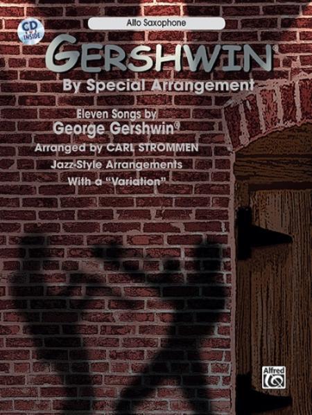 Gershwin by Special Arrangement als Taschenbuch
