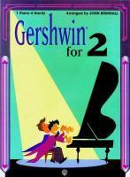 Gershwin for 2 als Taschenbuch