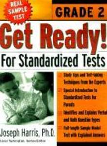 Get Ready! for Standardized Tests: Grade 3 als Taschenbuch