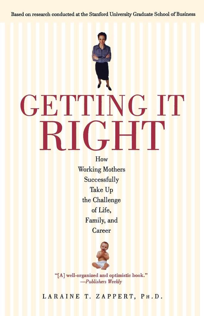 Getting It Right als Taschenbuch