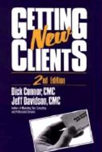 Getting New Clients als Buch