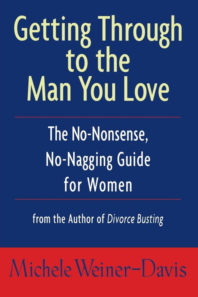 Getting Through to the Man You Love als Buch