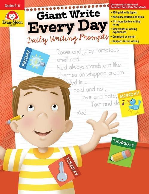 Giant Write Every Day als Taschenbuch