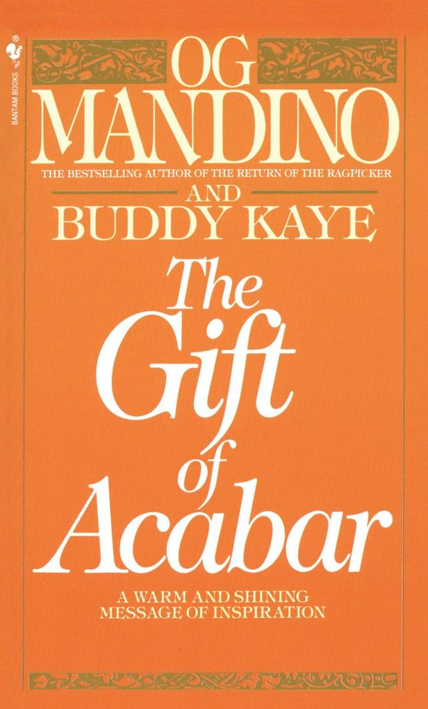 The Gift of Acabar als Taschenbuch