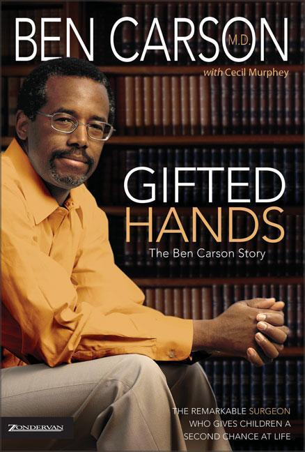 Gifted Hands: The Ben Carson Story als Buch