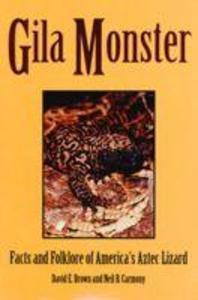 Gila Monster als Taschenbuch