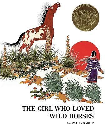 The Girl Who Loved Wild Horses als Taschenbuch