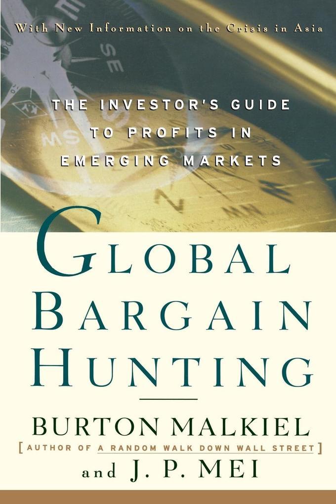 Global Bargain Hunting als Taschenbuch