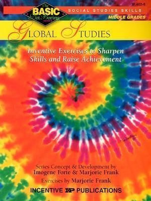 Global Studies Basic/Not Boring 6-8+: Inventive Exercises to Sharpen Skills and Raise Achievement als Taschenbuch