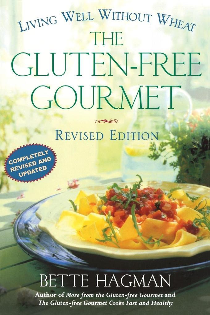 GLUTEN-FREE GOURMET REVISED ED als Taschenbuch