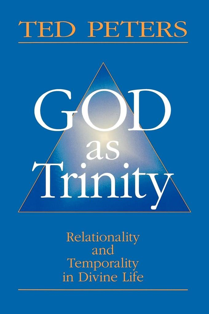 God as Trinity als Taschenbuch