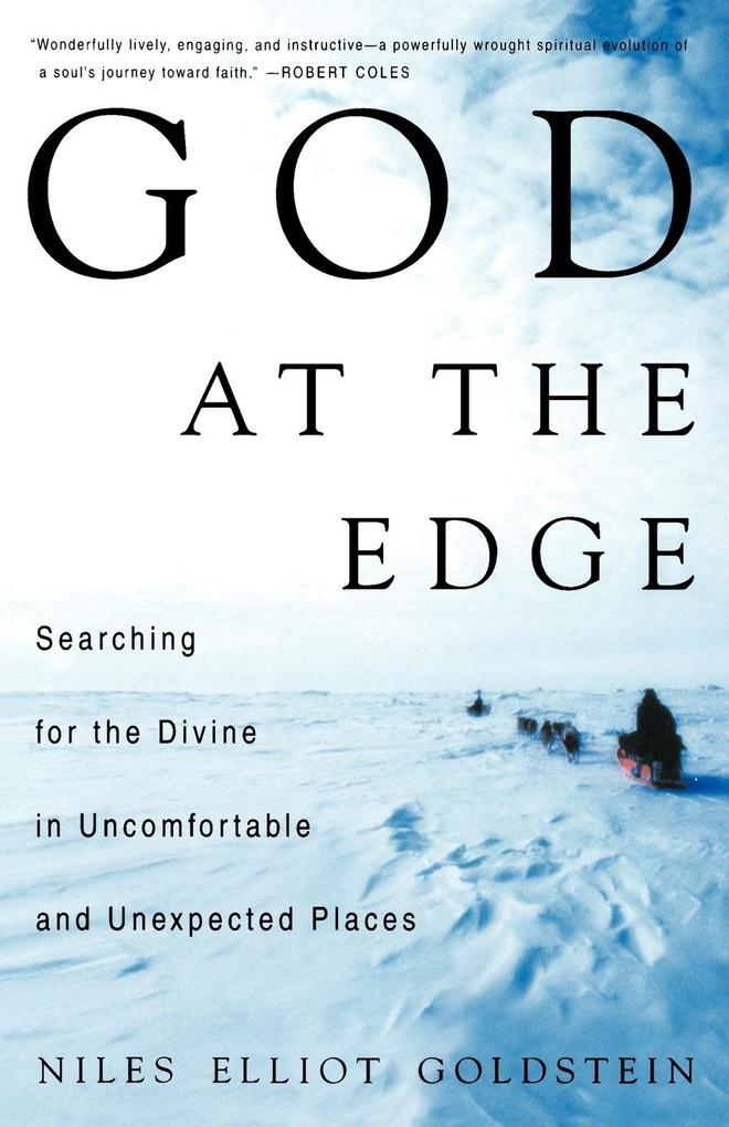 God at the Edge als Taschenbuch