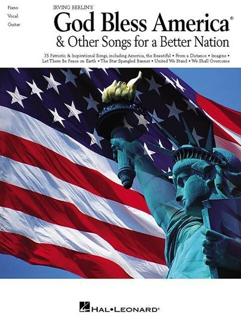 God Bless America & Other Songs for a Better Nation als Taschenbuch