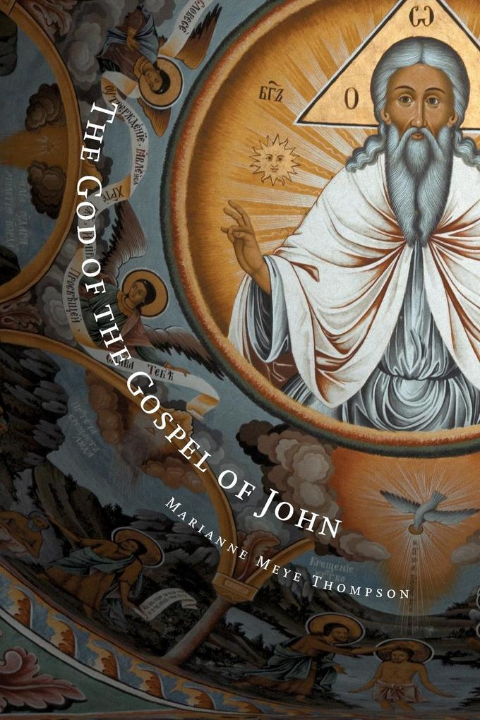 The God of the Gospel of John als Taschenbuch