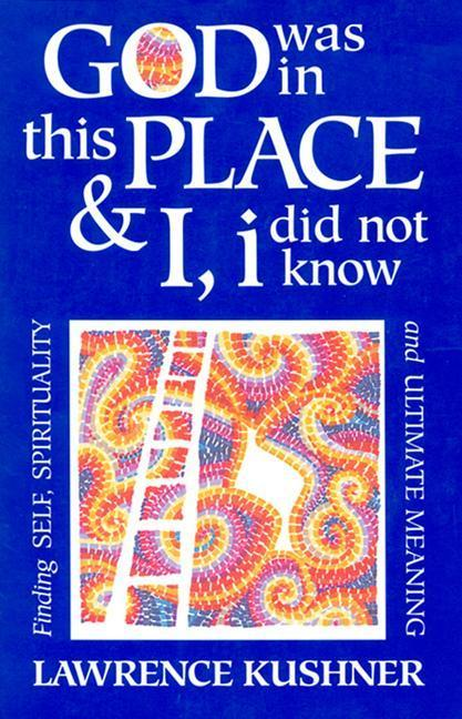 God Was in This Place & I, I Did Not Know: Finding Self, Spirituality and Ultimate Meaning als Taschenbuch