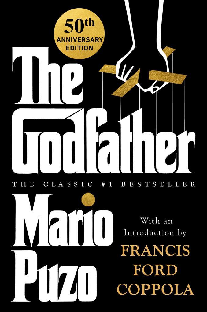 The Godfather als Taschenbuch