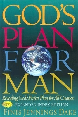 God's Plan for Man: Contained in Fifty-Two Lessons, One for Each Week of the Year als Buch (gebunden)