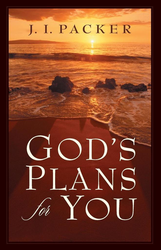 God's Plans for You als Taschenbuch