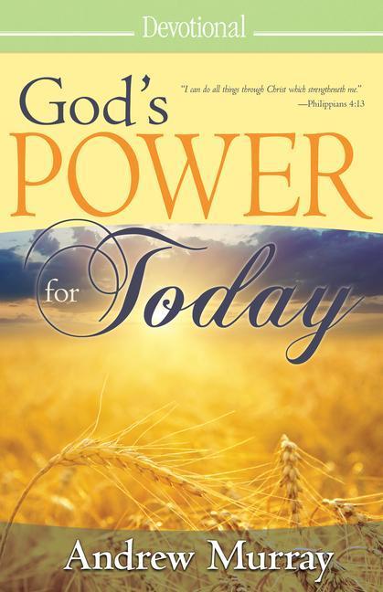 Gods Power for Today als Taschenbuch
