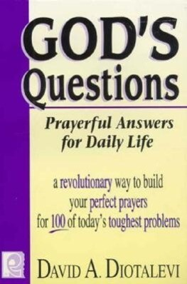 God's Questions: Prayerful Answers for Daily Life als Taschenbuch