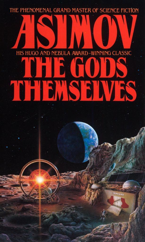 The Gods Themselves als Taschenbuch