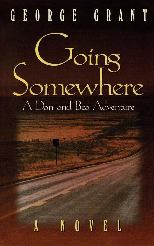 Going Somewhere als Taschenbuch