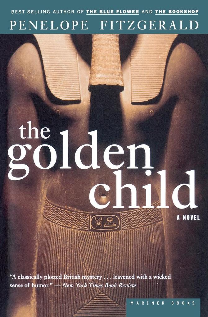 The Golden Child als Taschenbuch